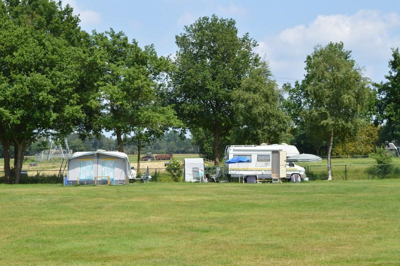 Camping Buitenpret in Witten (Assen)